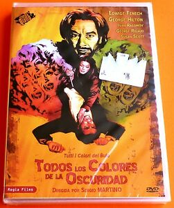 TUTTI I COLORI DEL BUIO / TODOS LOS COLORES DE LA OSCURIDAD -Español Italiano-Pr
