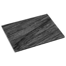 Large Marble Chopping Board Cutting Slicing Worktop Saver Pastry Serving Rack