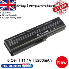 FOR Toshiba Satellite PA3817U-1BRS, PABAS228 Laptop Li-ion Battery 6 Cell