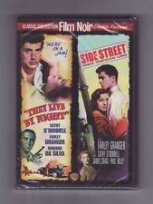 (DVD) They Live By Night / Side Street / Film Noir / NEW