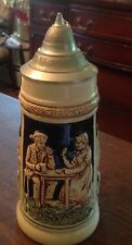 "Old True German Stein: German Words Translate into ""Obtaining God and Hops"""