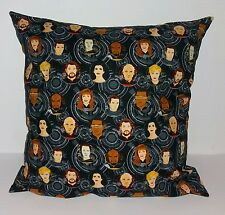 HANDMADE STAR TREK THE NEXT GENERATION CUSHION TROY PICARD by geek boutique