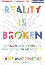 Reality is Broken: Why Games Make Us Better and How They Can Change  . EXLIBRARY
