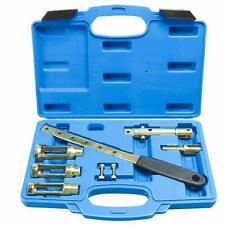 Engine Valve Spring Compressor Tensioner Set Remover & Installer Hand Tool Kit