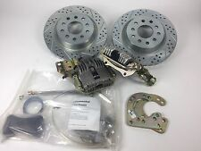 "NEW Baer Brakes 4262079 Rear Sport 9"" Big Bearing Gen Fit"