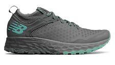 New Balance Women's Fresh Foam Hierro v4 Trail Running Shoes Size 8 B Grey Teal