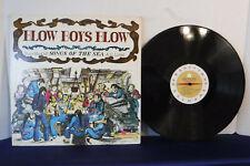 Ewan MacColl & A.L. Lloyd, Blow Boys Blow, Tradition TLP 1, Folk, Sea Shanties