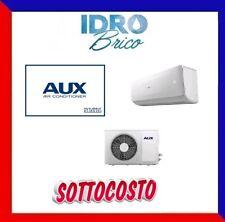 NUOVO CLIMATIZZATORE AUX DC-INVERTER 12000 BTU CONDIZIONATORE CLASSE A++/A+ R32