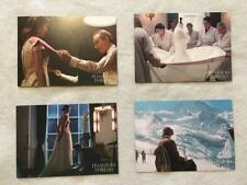 PHANTOM THREAD Set of 4 Original Movie Postcards 5x7 MINT 2017 Daniel Day Lewis
