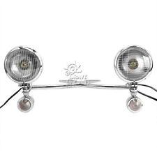 Passing Light Bar Turn Signals Fit Honda VTX 1300 C R S RETRO Goldwing 1200 1500