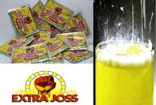 100 Sachets Extra Joss Energy Boost Drink  Halal Free Delivery (4.2g/sachet)