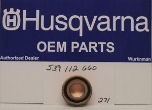Genuine  OEM Husqvarna 539112660 Flanged Bearing