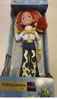 """Disney Parks Pixar Toy Story Talking Jessie Doll Pull String NIB 2019 15"""" Tall"""