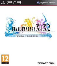 FINAL FANTASY X/ X-2  HD  REMASTER            -----   pour PS3