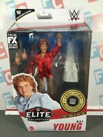 WWE Wrestling Mattel Elite Series 81 Mae Young Figure Legends Flashback Exclusiv