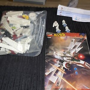 Lego Star Wars 7259 ARC 170 Star Fighter #2