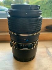 Tamron 90mm f/2.8 Macro lens, with hood, to fit Canon EOS *MINT CONDITION*