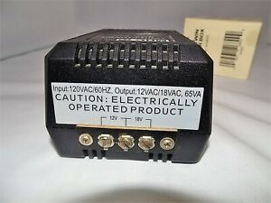 MRC AH800 Twin Power Box Two Output AC Accessory Power Supply