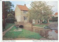 Colour Postcard of Water Mill House, Nettleham