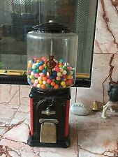 Original  1950s Victor Topper Gumball Machine-One Cent Penny Gum vending candy