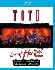 TOTO - LIVE AT MONTREUX 1991   BLU-RAY NEU