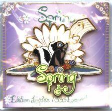 Disneyland Paris - Pin Trading Day 2014 (Spring) - Flower Pin