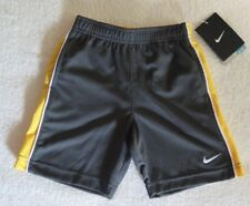 Nike Little Boys Acceler 8 Dark Grey Shorts - Size 3T - Nwt - Msrp$24.00