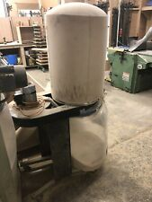 Two dust extractor used 240v