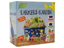 Childrens  Grow Your Own Fruit & Vegetable Garden Plants Educational Craft Kit