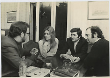 Italia, Lorna Briffa  Vintage  Tirage argentique  24x30  Circa 1963    <