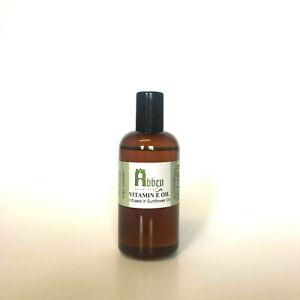 Vitamin E Oil infused in Sunflower oil 100ml, 500ml, 1litre