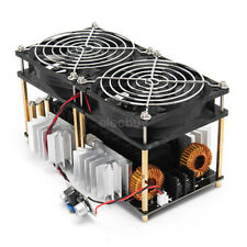 2500w Zvs Induction Heating Board Module Flyback Driver Heater Tesla Coil With Fan