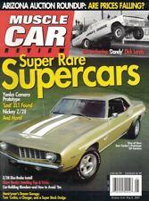 Muscle Car Review Magazine May 2007 Remembering DANDY Dick Landy Rare Supercars
