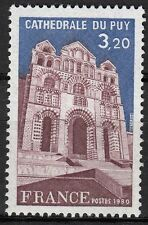 FRANCE TIMBRE NEUF  N° 2084 ** CATHEDRALE DU PUY