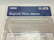 Pioneer Refill 10 Pages Magnetic for X-Pando Photo Album Large JMV-207 Archival