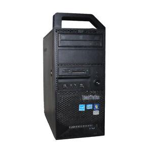 Lenovo E31 Thinkstation Intel i7-3770K CPU 4G RAM 500G HDD No OS