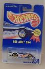 Sol-Aire CX4 Aston Martin Race Car Hot Wheels Mainline Basic Issue 1995-254
