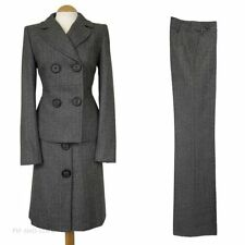 Skirt Double Breasted Plus Size Suits & Tailoring for Women