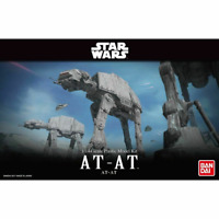 "1/144 AT-AT Walker Building Kit, Multi Star Wars 8"" Model Kit Bandai Hobby"