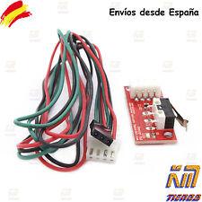 Final de Carrera Impresora 3D Endstop CON CABLE prusa iprusa desde España Ramps