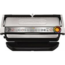 Tefal OptiGrill + Plus XL gc722d Contact Grill Electric Grill Table Grill 2000w NEW!