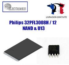 Philips 32PFL3008H/12  FLASHING LED REPAIR / RÉPARER LED CLIGNOTANTE