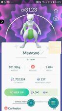 Shiny Mewtwo Psystrike Trading Pokemon GO
