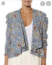 Tigerlily Fan Floral Jacket Size 10