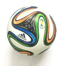 Brazuca Replica Soccer Match Ball Hand stitched Fifa World Cup 2014 Football