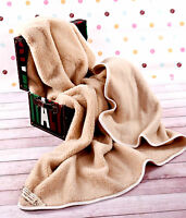 SALE !!!! WOOLAMRKED MERINO PURE WOOL BLANKET / THROW 100% NATURAL , ALL SIZES