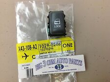 1997-2003 Pontiac Grand Prix Gray Front Door Lock SWITCH BUTTON new OEM 10290246