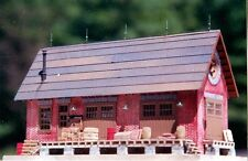 Micro-Scale Models Brick Freight Station