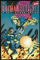 Batman Punisher Lake of Fire Trade Paperback Prestige TPB DC Marvel Azrael Joker