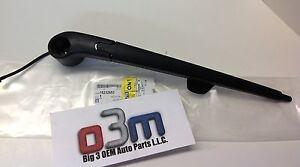 07-09 Chevrolet Trailblazer GMC Envoy Rear Window WIPER ARM new w/ Nozzle OEM